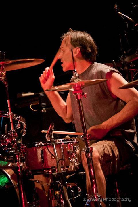 Paul Higgens, Drummer: Bonrud
