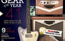 Bonrud mentioned in December 2012 issue of Premier Guitar magazine's interview with Keith Olsen.